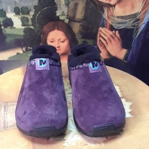 Merrell clogs size 3 women's